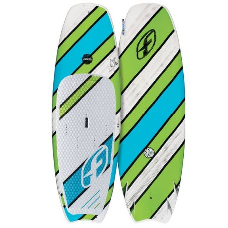 F-One Papenoo Bamboo Deck