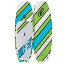 F-One Papenoo Bamboo Deck  7'11 - 2019