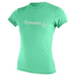 Oneill - WMS BASIC SKINS S/S SUN SHIRT