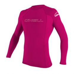 Oneill - YOUTH BASIC SKINS L/S RASH GUARD