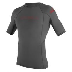 Oneill - YOUTH BASIC SKINS S/S RASH GUARD