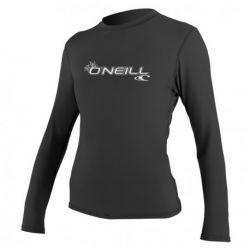 Oneill - WMS BASIC SKINS L/S SUN SHIRT