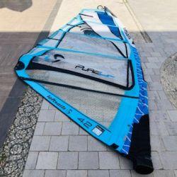 Occasion Loft Sails Pure Lip 4.2 - 2012